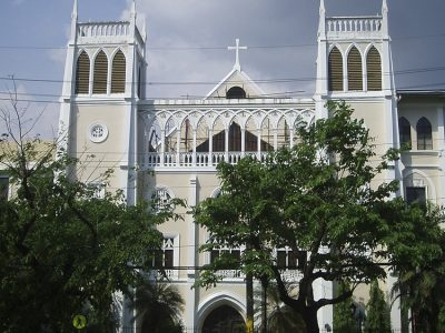 Abbey Church of Our Lady of Montserrat (San Beda College)