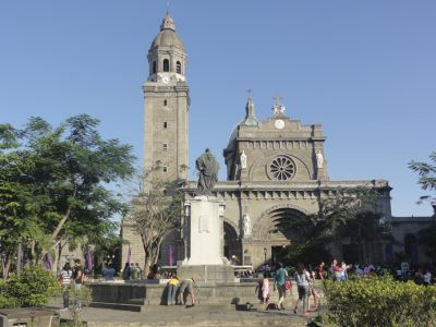 Minor Basilica of the Immaculate Conception ( Manila Cathedral)