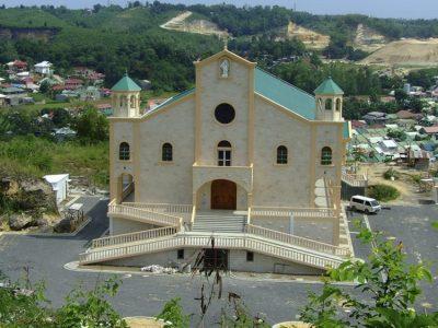 Mary Coredemptrix Church