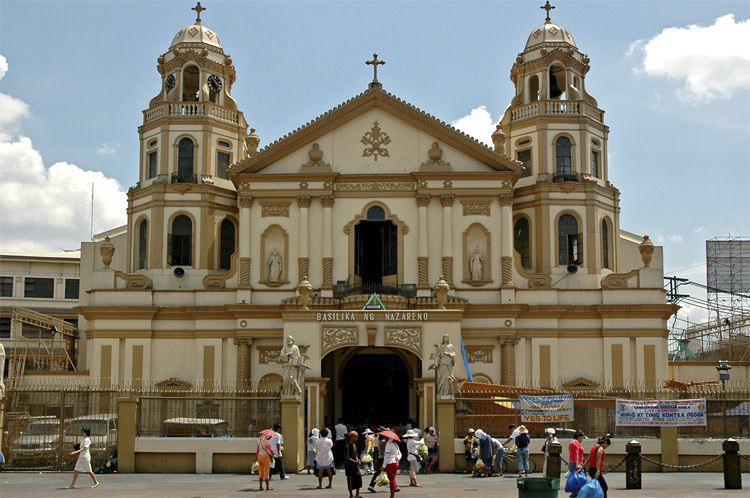 Minor Basilica of the Black Nazarene (Quiapo Church)