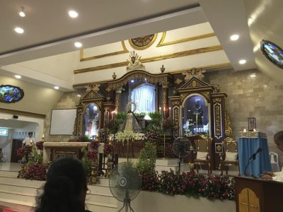 Our Lady of Peace and Good Voyage Parish - Tondo Manila