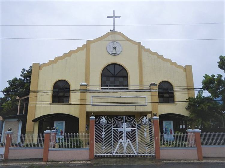 Our Lady of Peace and Good Voyage Parish