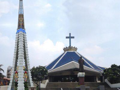 Parokya ng Ina ng Laging Saklolo in Sta. Ana, Manila