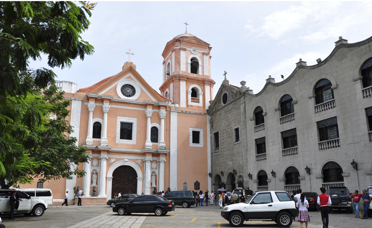 Shrine of Our Lady of Correa / Immaculate Conception Parish ( San Agustin Church)
