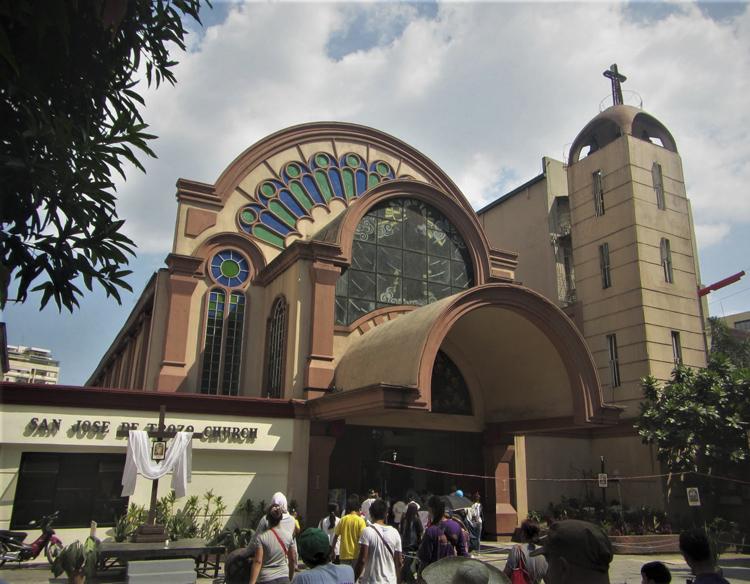 San Jose de Trozo Parish