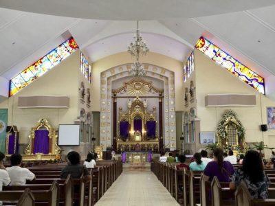 San Narciso Parish - Consolacion, Cebu