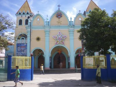 San Roque Parish - Cordova, Cebu