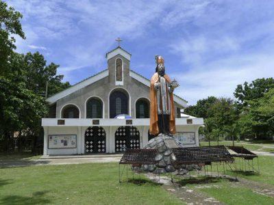 St. Augustine Parish - Alcantara, Cebu