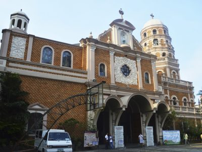 Sta. Cruz Parish