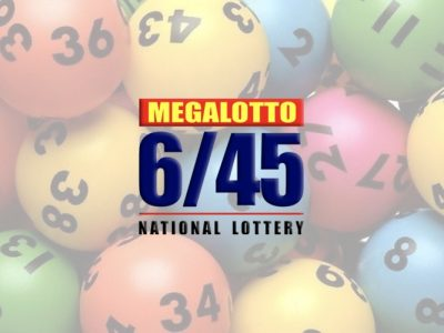 6/45 Lotto Draw Schedule